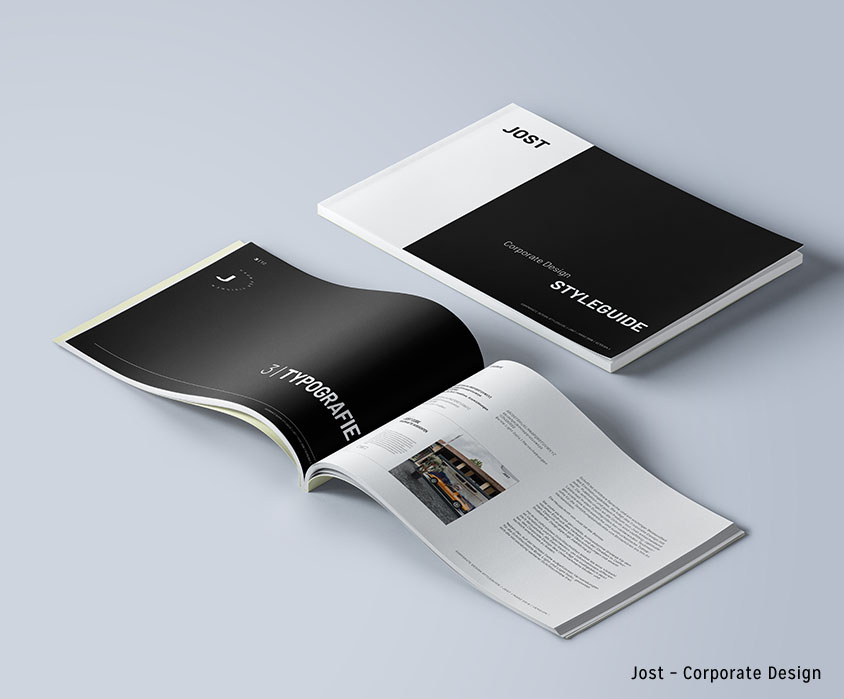Corporate Design Beispiel
